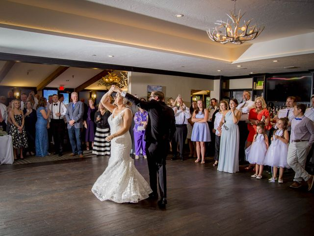 Patrick Knipple and Amy Boyd's Wedding in Crested Butte, Colorado 7