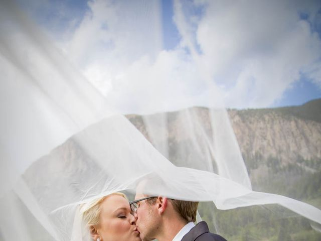 Patrick Knipple and Amy Boyd's Wedding in Crested Butte, Colorado 20
