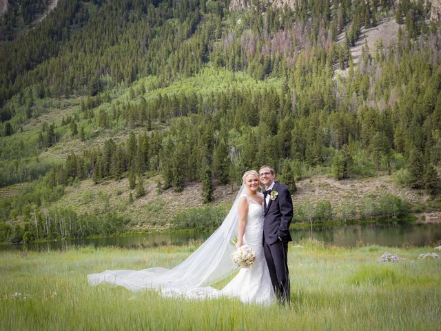 Patrick Knipple and Amy Boyd's Wedding in Crested Butte, Colorado 23