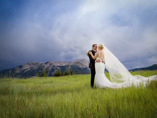 Patrick Knipple and Amy Boyd's Wedding in Crested Butte, Colorado 24