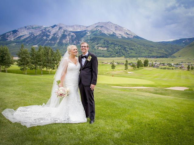Patrick Knipple and Amy Boyd's Wedding in Crested Butte, Colorado 25