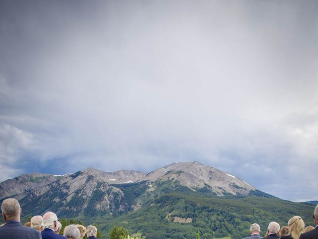 Patrick Knipple and Amy Boyd's Wedding in Crested Butte, Colorado 36