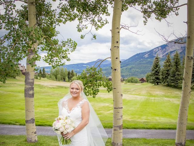 Patrick Knipple and Amy Boyd's Wedding in Crested Butte, Colorado 44