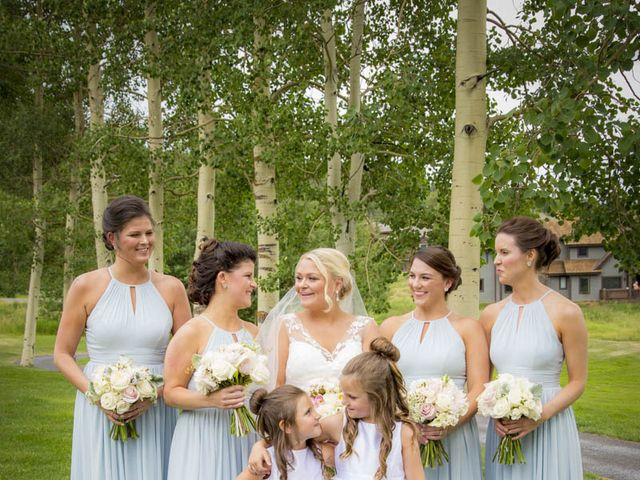 Patrick Knipple and Amy Boyd's Wedding in Crested Butte, Colorado 48