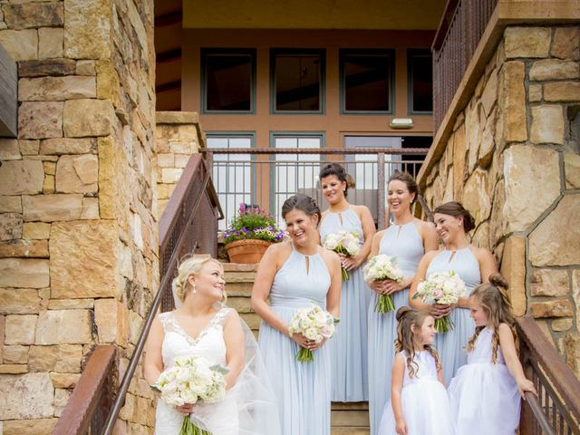 Patrick Knipple and Amy Boyd's Wedding in Crested Butte, Colorado 53