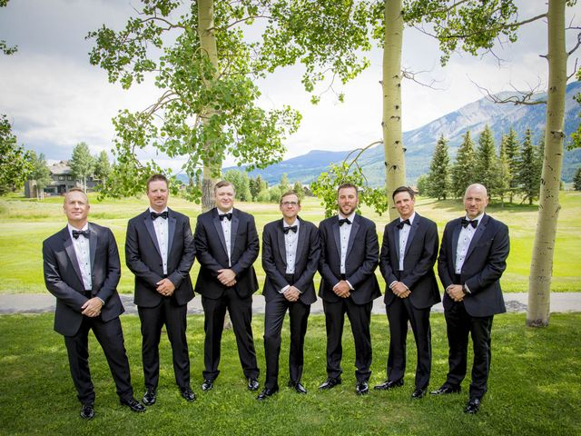 Patrick Knipple and Amy Boyd's Wedding in Crested Butte, Colorado 65