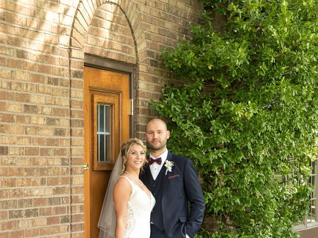 Krista and Ivan's Wedding in Lake Orion, Michigan 6