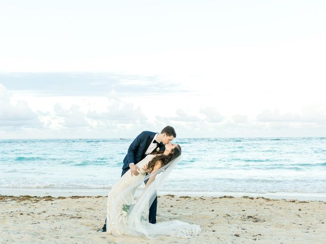 John and Kirsten's Wedding in Punta Cana, Dominican Republic 26