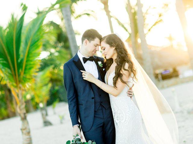John and Kirsten's Wedding in Punta Cana, Dominican Republic 3
