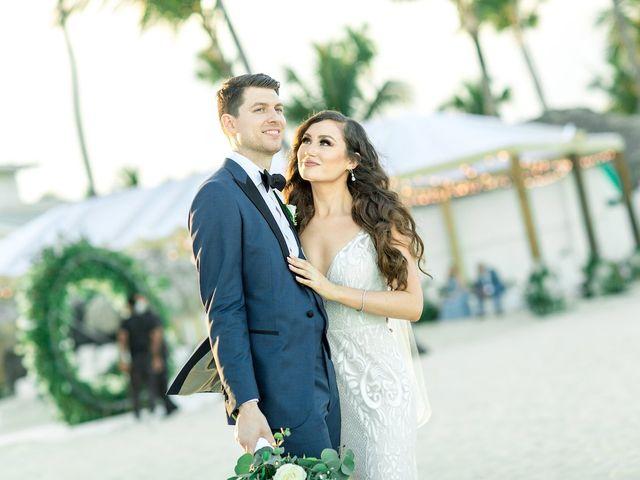 John and Kirsten's Wedding in Punta Cana, Dominican Republic 32
