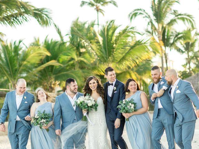 John and Kirsten's Wedding in Punta Cana, Dominican Republic 35