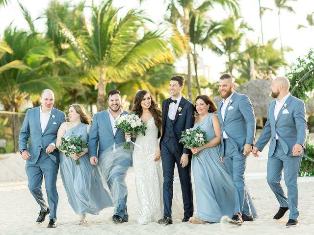 John and Kirsten's Wedding in Punta Cana, Dominican Republic 36