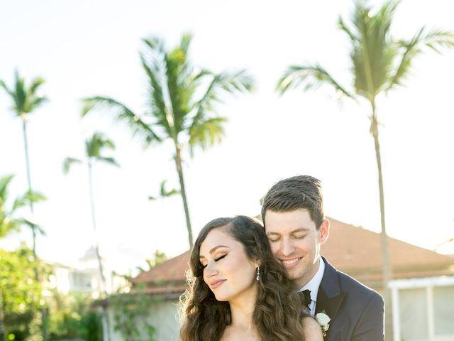 John and Kirsten's Wedding in Punta Cana, Dominican Republic 5