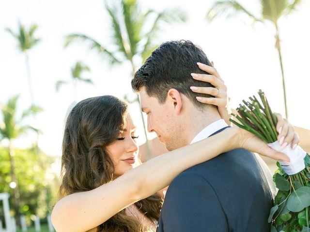 John and Kirsten's Wedding in Punta Cana, Dominican Republic 41