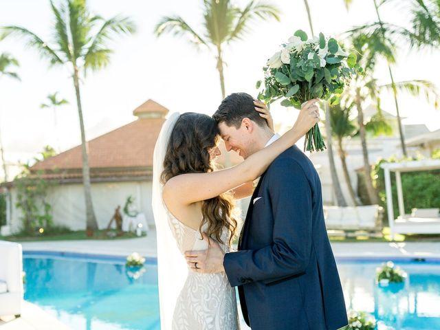 John and Kirsten's Wedding in Punta Cana, Dominican Republic 42