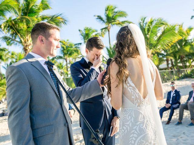 John and Kirsten's Wedding in Punta Cana, Dominican Republic 46