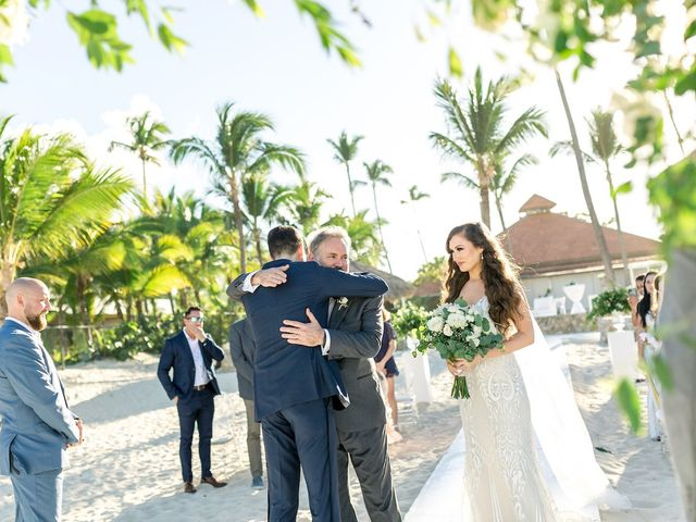 John and Kirsten's Wedding in Punta Cana, Dominican Republic 50