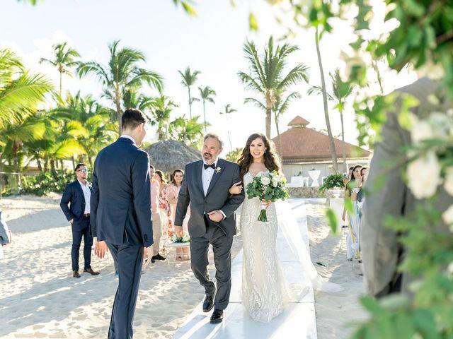 John and Kirsten's Wedding in Punta Cana, Dominican Republic 51