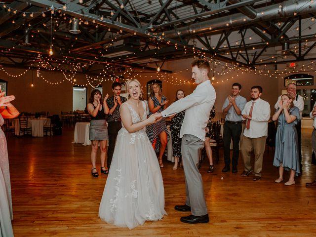 Evan and Kristen's Wedding in Louisville, Kentucky 179