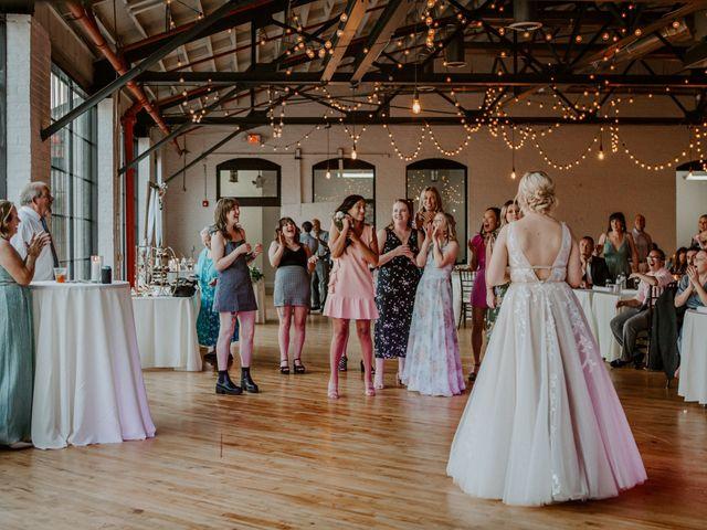 Evan and Kristen's Wedding in Louisville, Kentucky 155