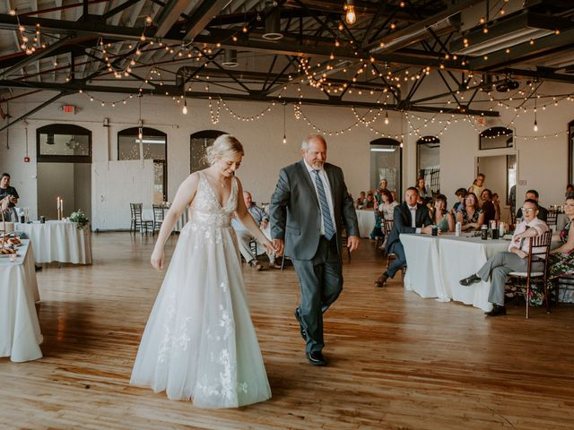 Evan and Kristen's Wedding in Louisville, Kentucky 104