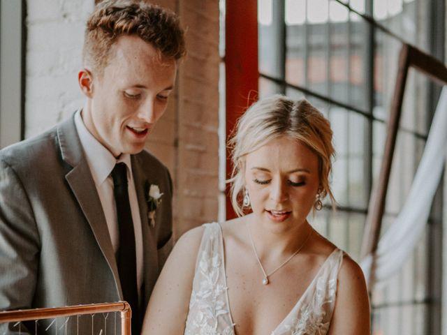 Evan and Kristen's Wedding in Louisville, Kentucky 98