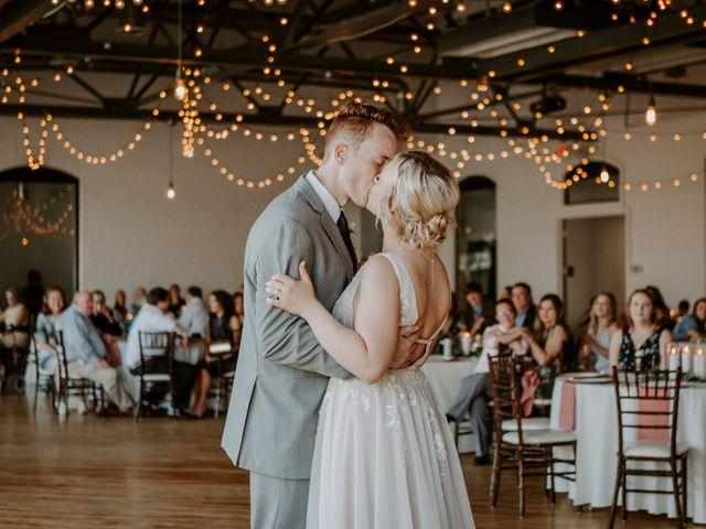 Evan and Kristen's Wedding in Louisville, Kentucky 80