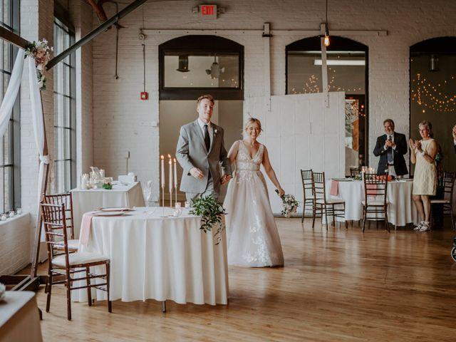 Evan and Kristen's Wedding in Louisville, Kentucky 70