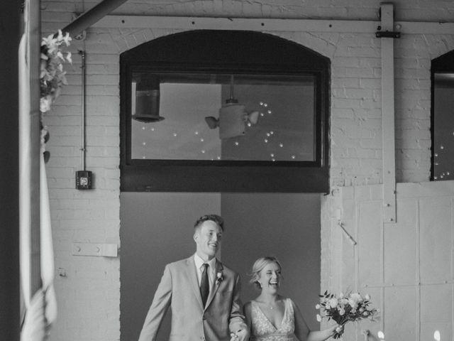 Evan and Kristen's Wedding in Louisville, Kentucky 68