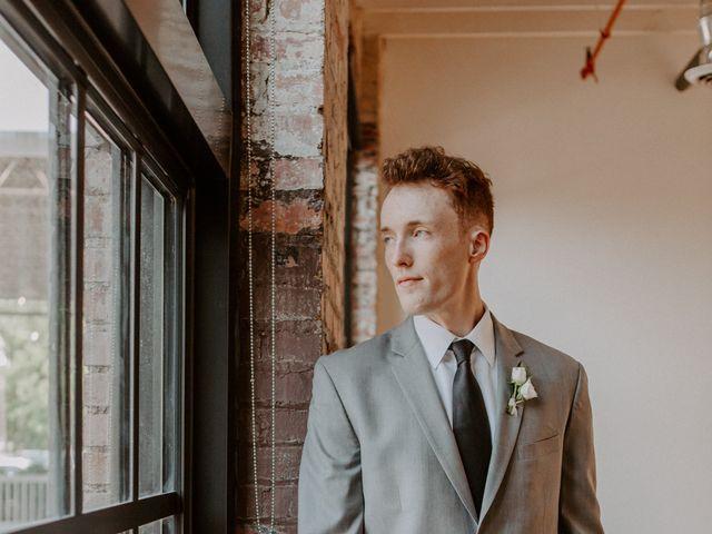 Evan and Kristen's Wedding in Louisville, Kentucky 8