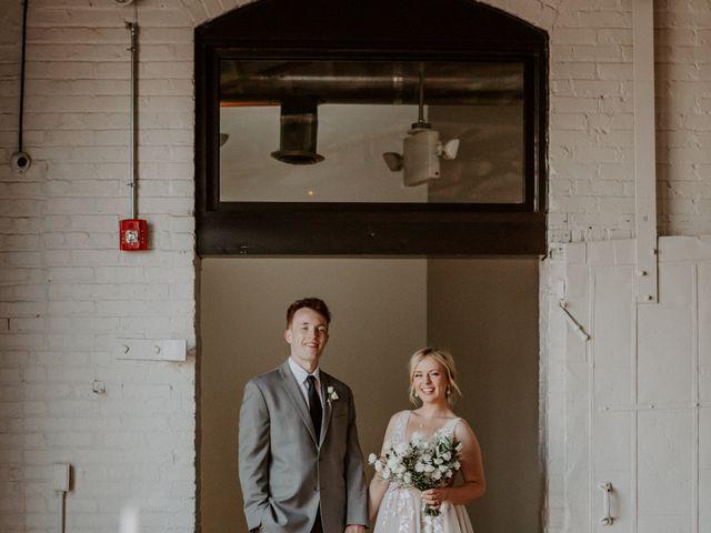 Evan and Kristen's Wedding in Louisville, Kentucky 42