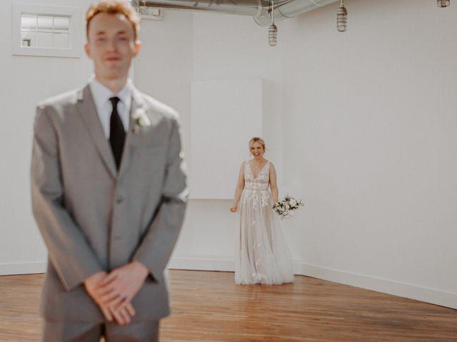 Evan and Kristen's Wedding in Louisville, Kentucky 16