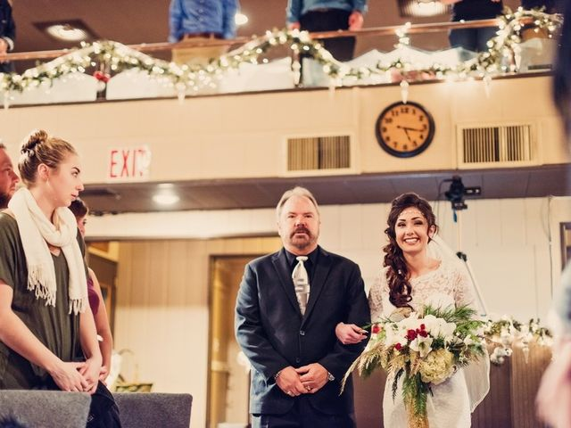 Allyson and Brian's Wedding in Whitefish, Montana 9