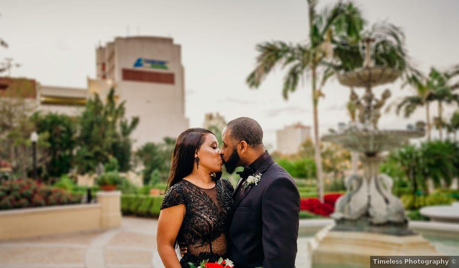 Morio and Lori's Wedding in Lakeland, Florida