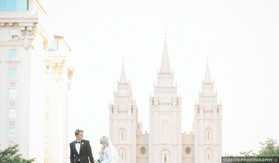 Josh and Emily's Wedding in Salt Lake City, Utah