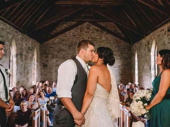 The wedding of Sarah and Luke
