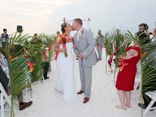 The wedding of Jamie and Shane