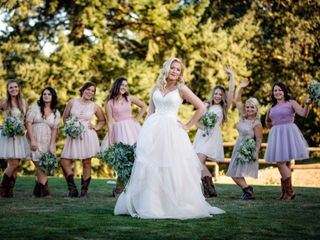 Brent and Tanya's Wedding in Portland, Oregon 48