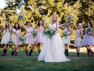 Brent and Tanya's Wedding in Portland, Oregon 49