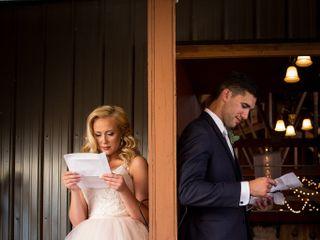 Brent and Tanya's Wedding in Portland, Oregon 54