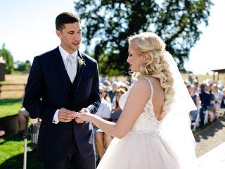 Brent and Tanya's Wedding in Portland, Oregon 66