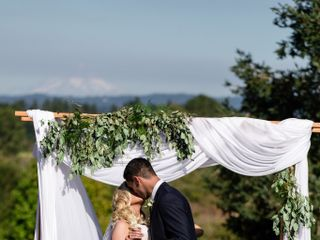 Brent and Tanya's Wedding in Portland, Oregon 68