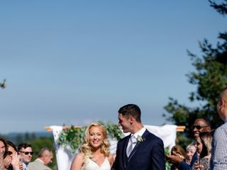 Brent and Tanya's Wedding in Portland, Oregon 70