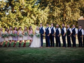 Brent and Tanya's Wedding in Portland, Oregon 71