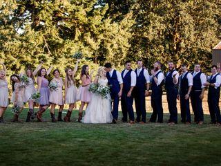 Brent and Tanya's Wedding in Portland, Oregon 72