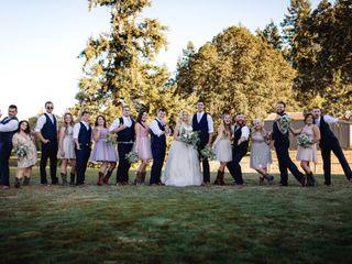 Brent and Tanya's Wedding in Portland, Oregon 73