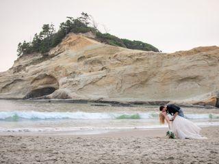 Brent and Tanya's Wedding in Portland, Oregon 111