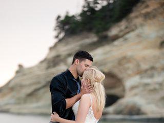 Brent and Tanya's Wedding in Portland, Oregon 113