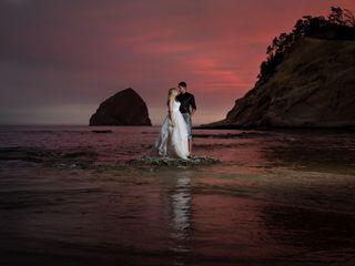 Brent and Tanya's Wedding in Portland, Oregon 130