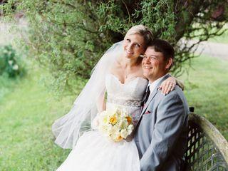 The wedding of Katelyn and Matt